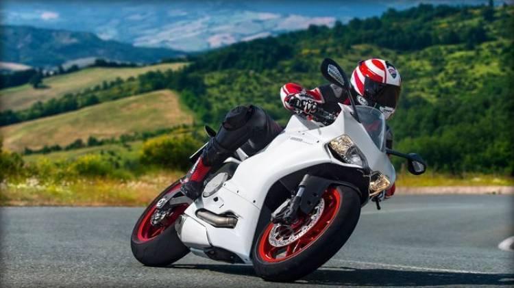 Ducati 899 Panigale, la superbike que se coló en Frankfurt