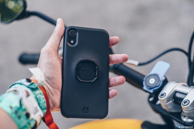 Ducati Scramber Quadlock Telefono Movil 3