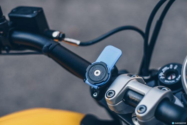 Ducati Scramber Quadlock Telefono Movil 4