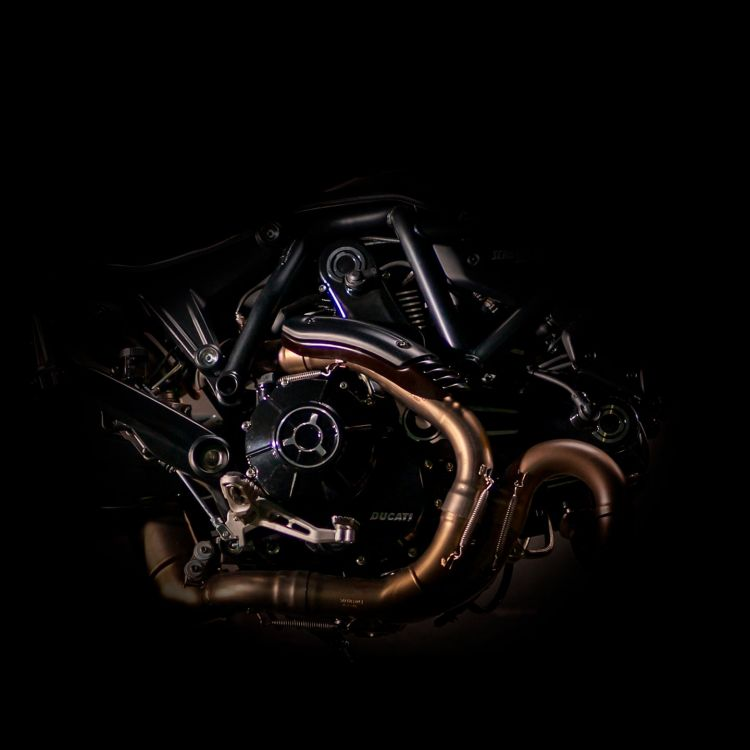 Ducati Scrambler 1100 Pro Dm 3