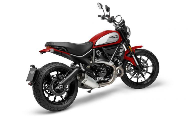 Ducati Scrambler 2021 Icon Red 02
