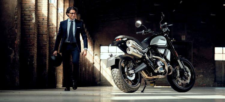 Ducati Scrambler 2021 Portada