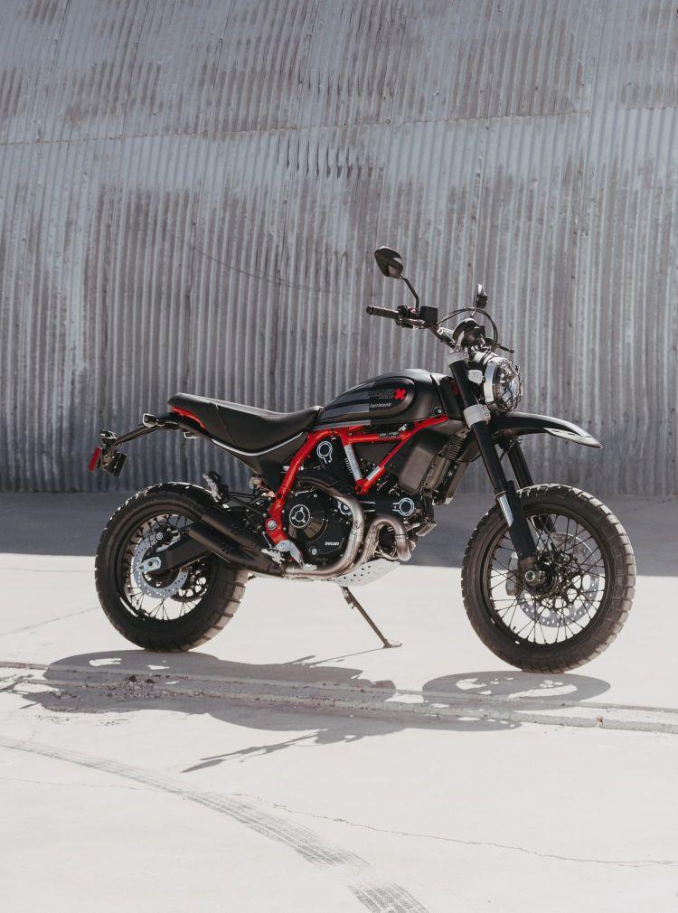 Ducati Scrambler Desert Sled Fasthouse 2021 0321 02