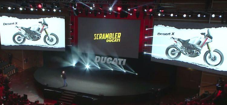Ducati Scrambler Desert X 2