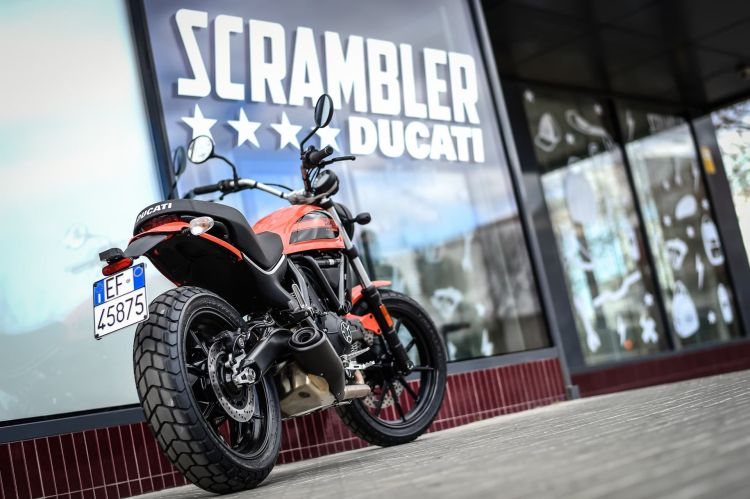 Ducati Scrambler Sixty2 Scrambler07 Uc37333 High