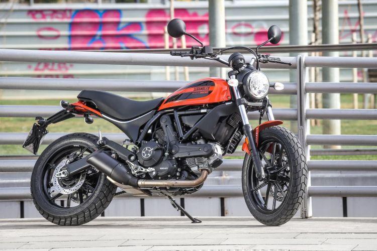 Ducati Scrambler Sixty2 Scrambler58 Uc37339 High
