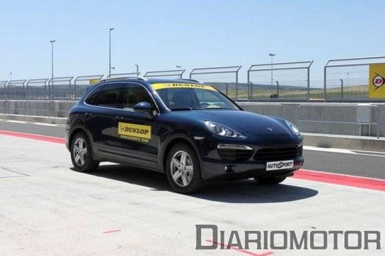 Dunlop SP QuattroMaxx, presentación y prueba (II)