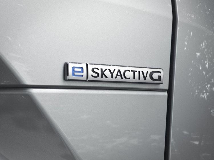 E Skyactiv G Mazda Mx 30