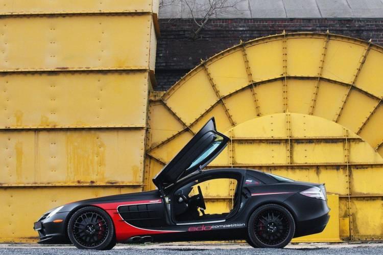 Edo SLR Black Arrow