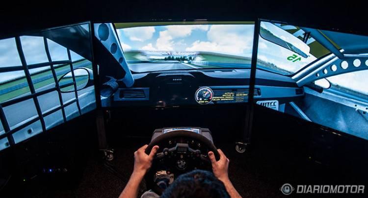 Simulador de la Escuela Española de Pilotos