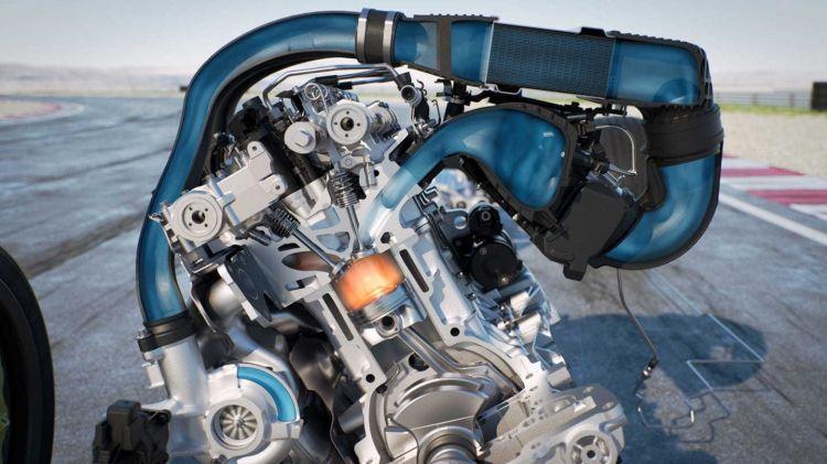 Eficiencia Gasolina Diesel Bmw Inyeccion Agua