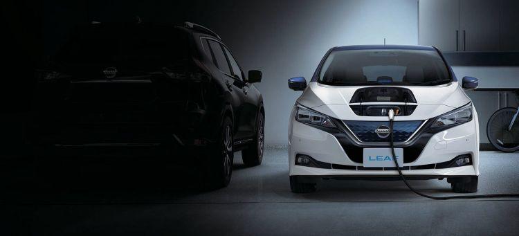 Eficiencia Gasolina Diesel Electrico Nissan Leaf