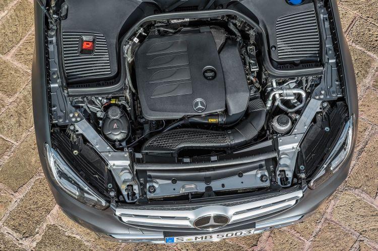 Eficiencia Gasolina Diesel Motor Mercedes