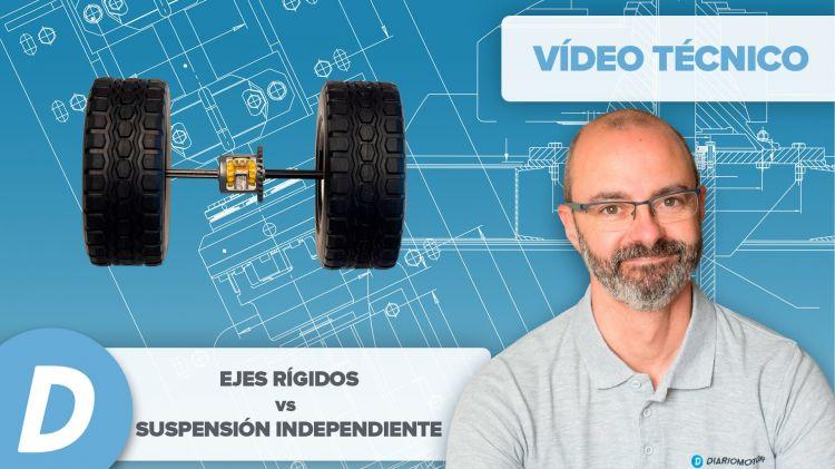 Eje Rigido Vs Suspension Independiente