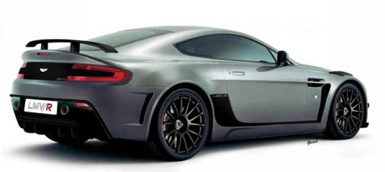 Elite Aston Martin Le Mans Vantage Racer