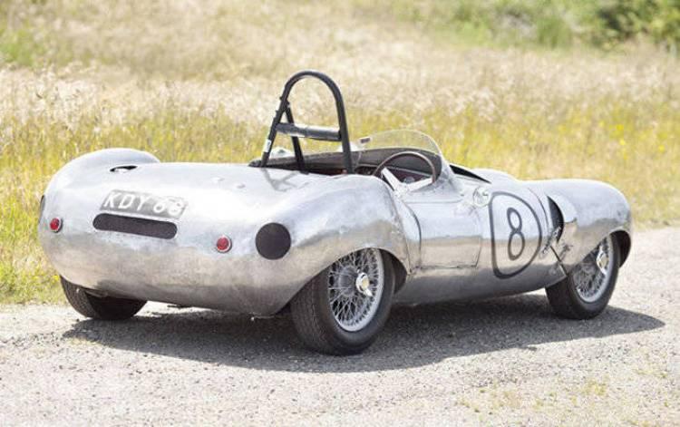 Elva-Climax Mk II Sports Racer