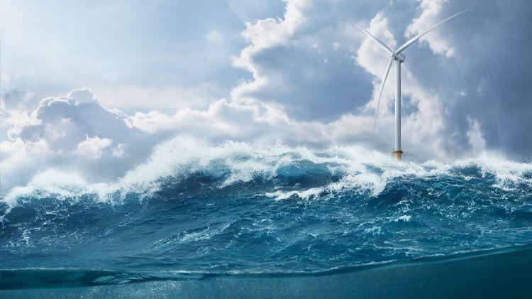 Energia Eolica Siemens Gamesa Olas Mar