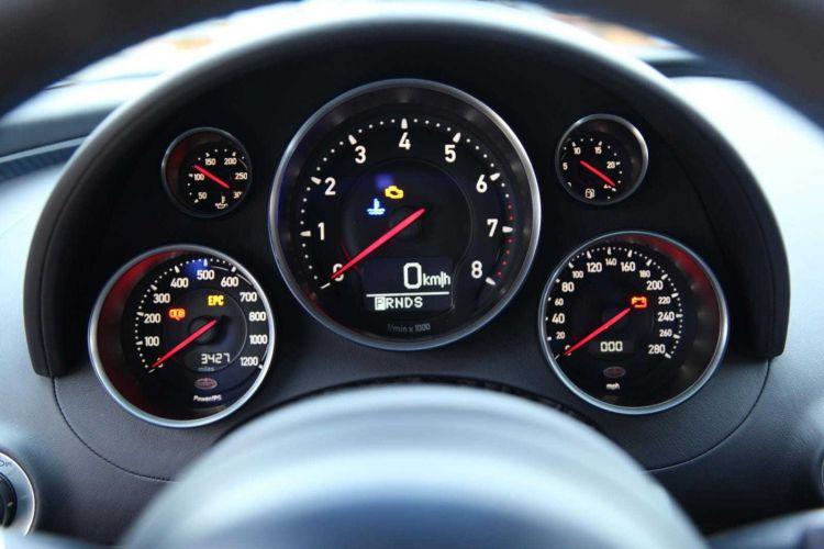 Error Velocimetro Bugatti Veyron