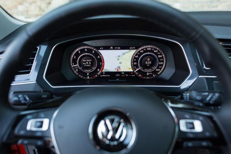 Error Velocimetro Digital Cockpit Volkswagen