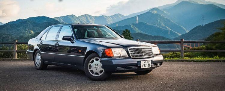 Escape Mercedes Clase S
