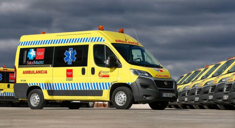 Estado Alarma Coronavirus Certificado Trabajo Ambulancia