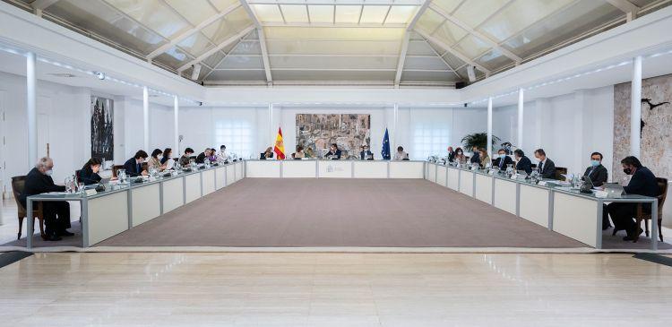 Estado Alarma Octubre Consejo Ministros