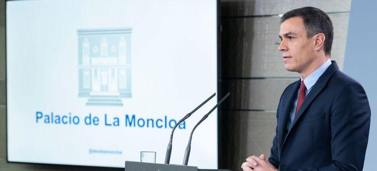 Estado Alarma Prohibiciones Coche Pedro Sanchez