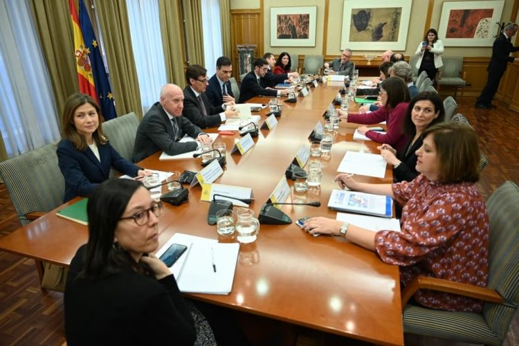 Estado De Alarma Gobierno Comision Coronavirus