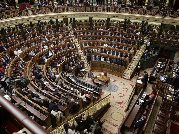 Estado De Alarmas Congreso Diputados Coronavirus 2