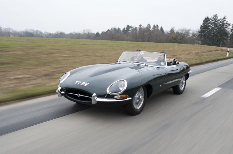 Estetica Automovil Jaguar E Type