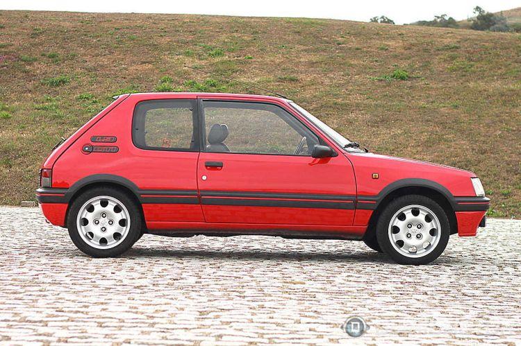 Estetica Automovil Peugeot 205 Gti