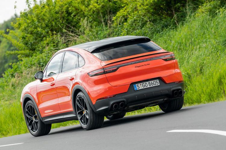 Estetica Automovil Porsche Cayenne Coupe