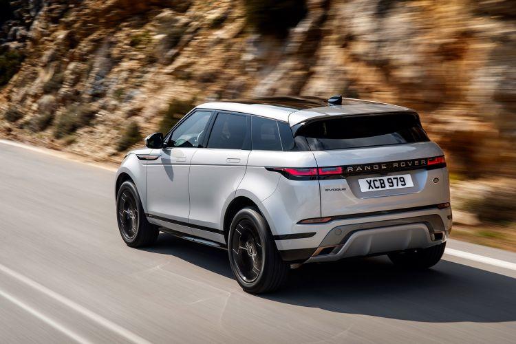 Estetica Automovil Range Rover Evoque