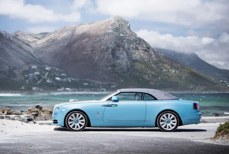 Estetica Automovil Rolls Royce Dawn