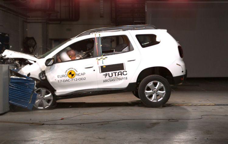 Euroncap Dacia Duster