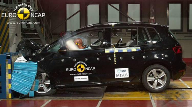 EuroNCAP Mégane