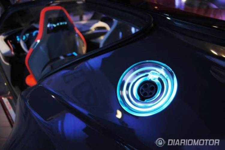 Presentación en Madrid del Ford Evos