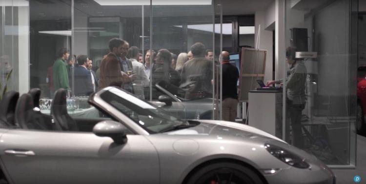 Experiencias Diariomotor Porsche 1