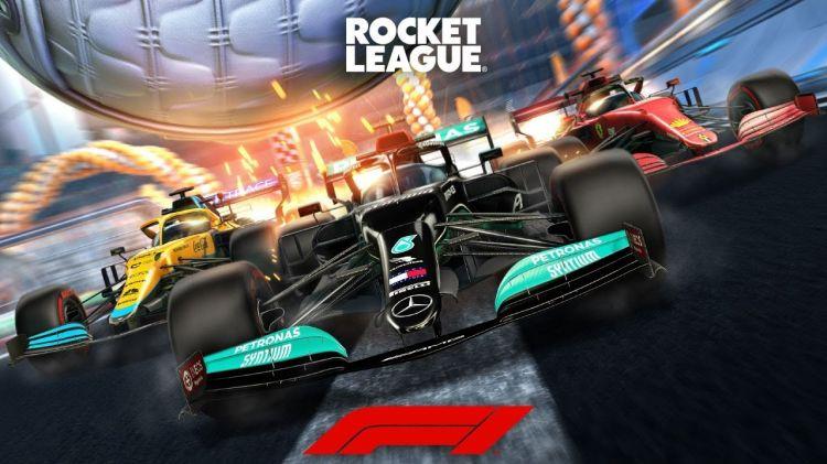 F1 Rocket League 2021