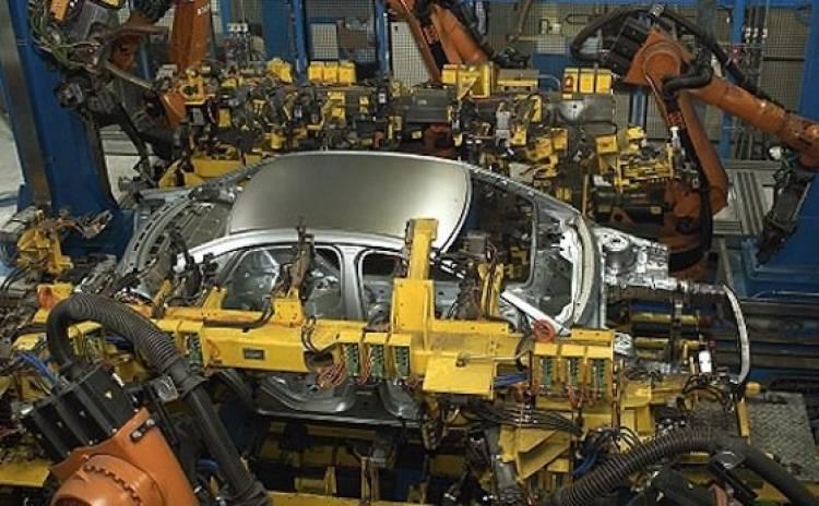 Fábrica de Ford en Almussafes, Valencia