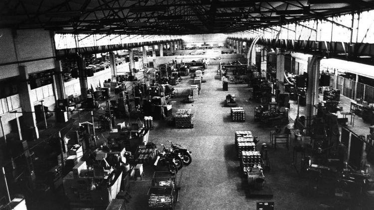 Fabrica Bultaco Sant Adria