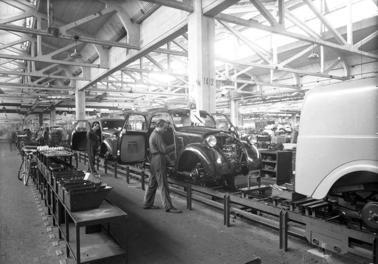 Fabrica Fiat Edificio Lingotto Topolino