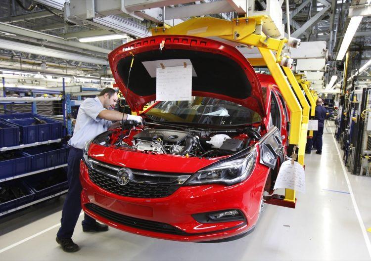 Fabrica Opel Astra 0619 01