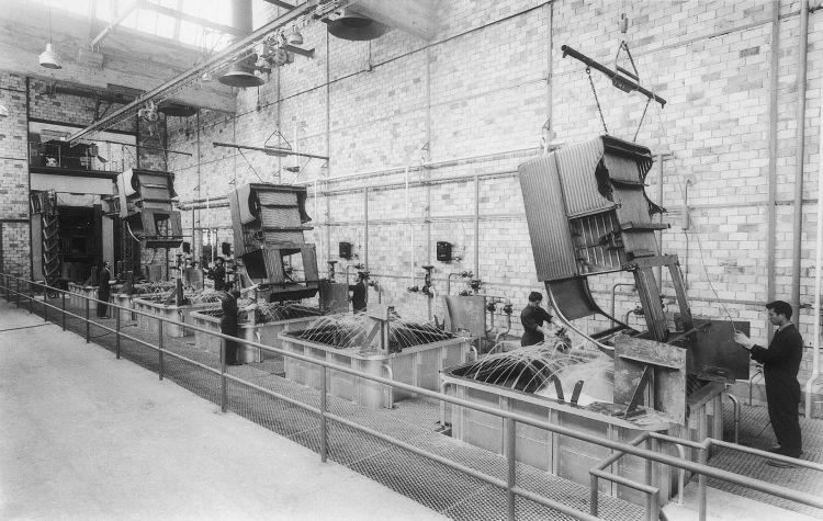 Fabrica Vigo Psa 1958