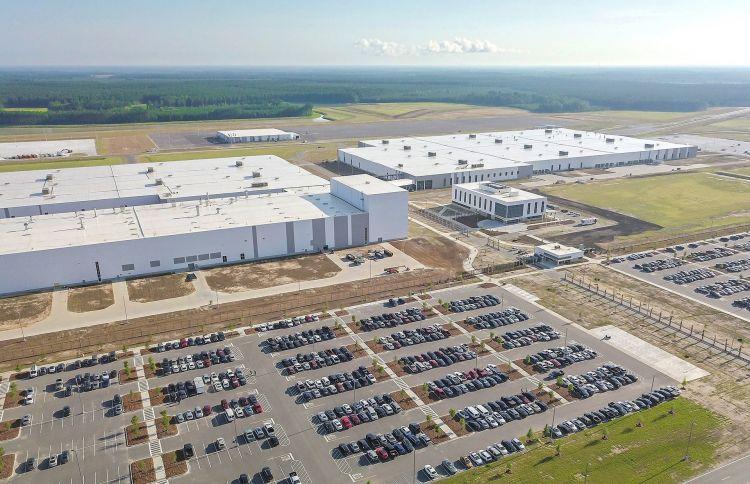 Fabrica Volvo Carolina Del Sur