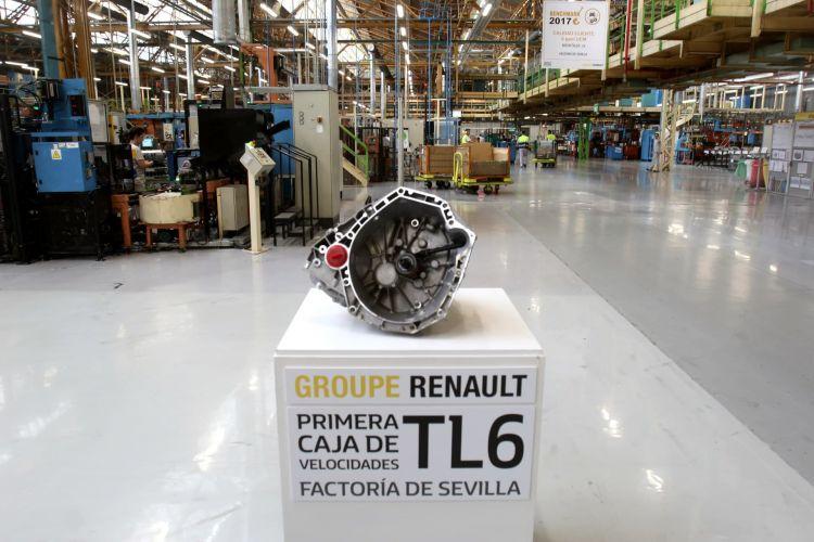 Fabricas Coches Espana Renault Sevilla 02