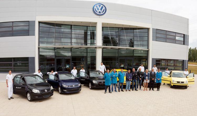 Fabricas Coches Espana Volkswagen Navarra 02