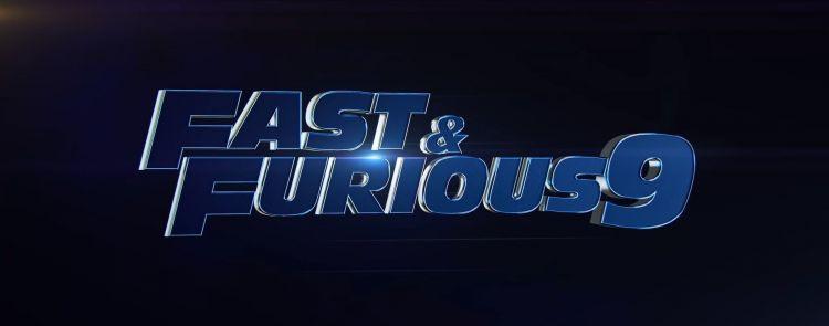 Fast 9 Trailer