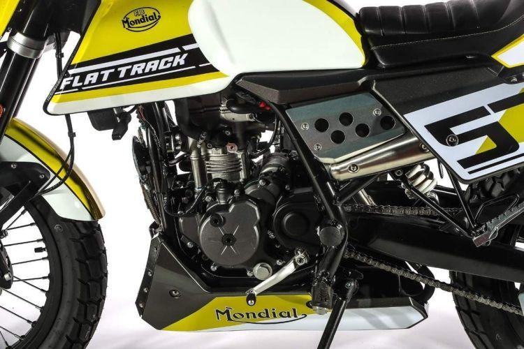 Fb Mondial Flat Track 125 5