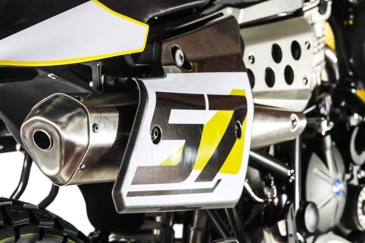 Fb Mondial Flat Track 125 7